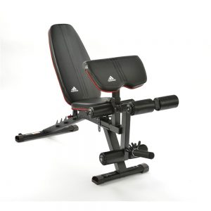 Adidas Utility Bench w/Leg and Pz Pad 2